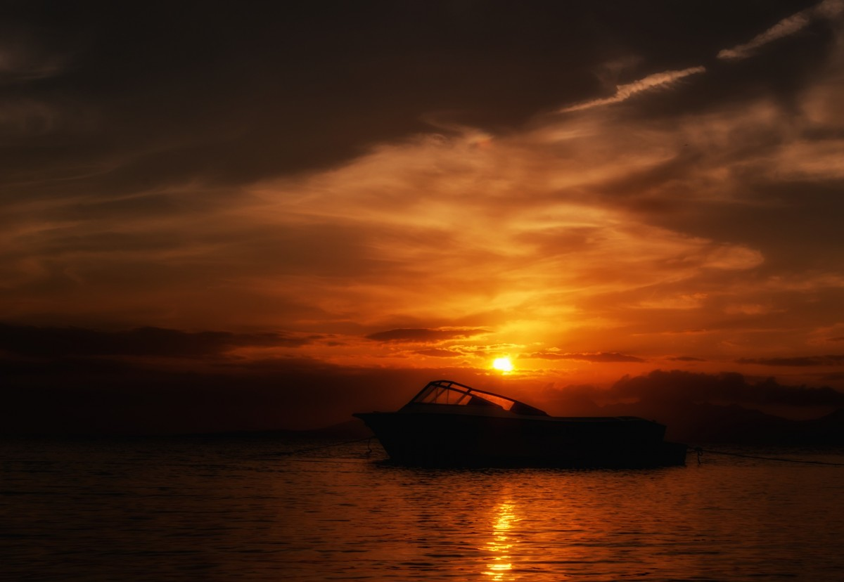 boating island